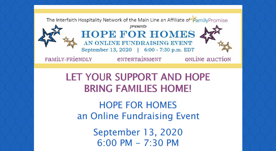 hope for homes